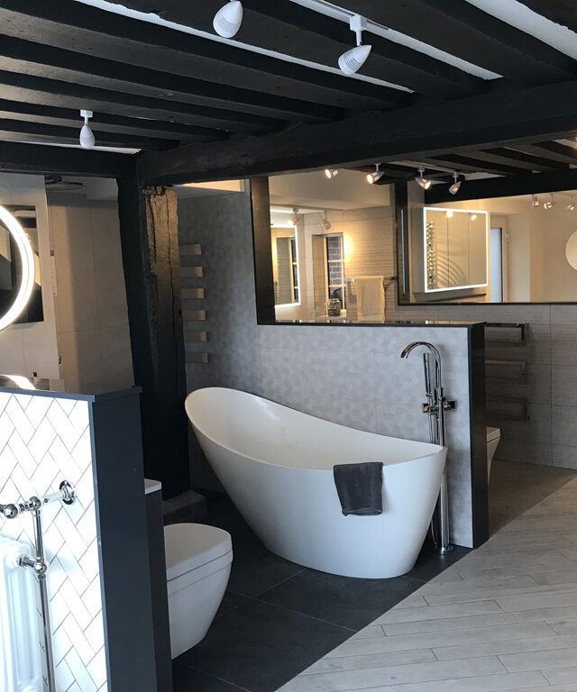 Olympus Bathrooms Interior